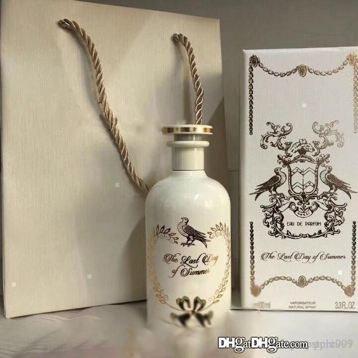 Yaz Parfüm 100ML Uzun Ömürlü Süper Parfüm Premium Gül Tat Simya Toprak Bahçe Serisi The Last Day