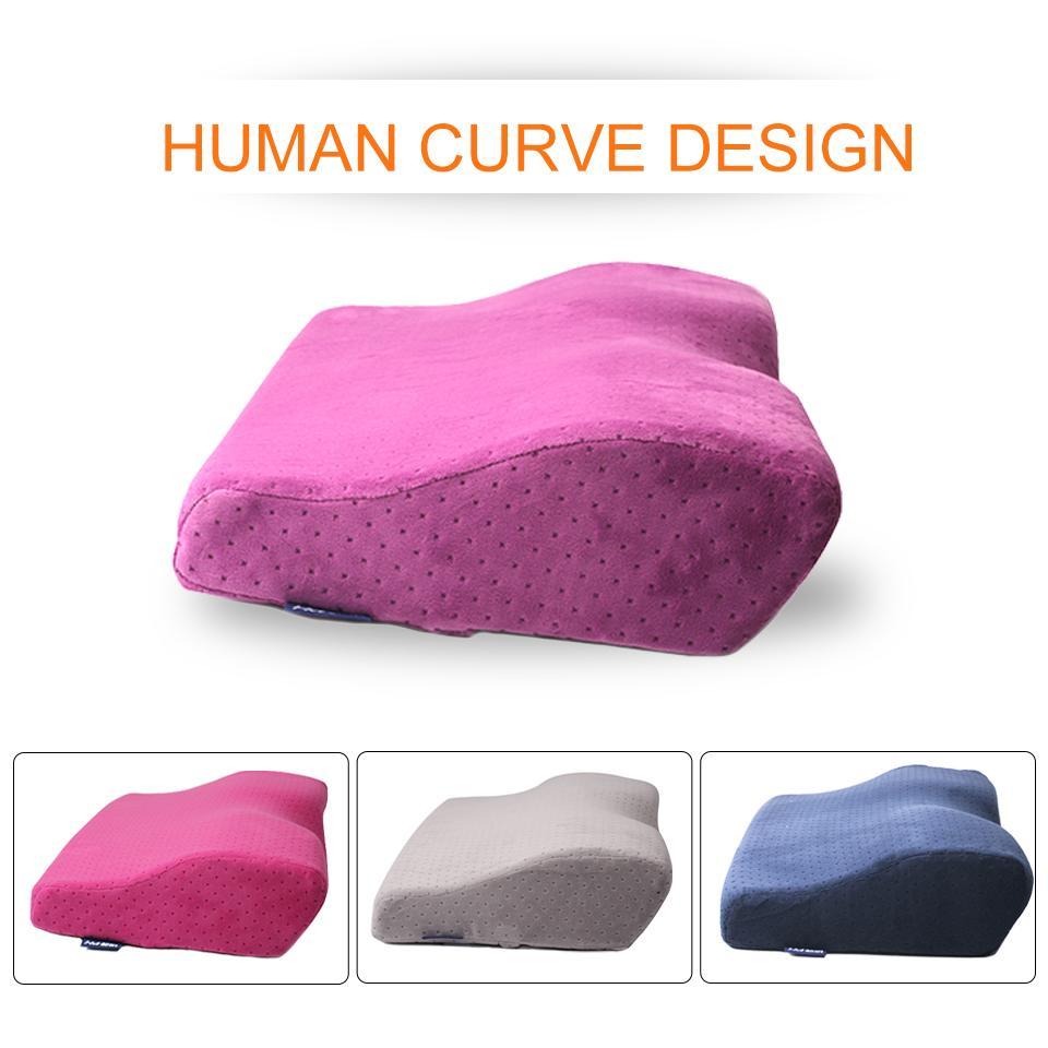 Professional Pillow for Eyelash Extension Salon Graft Eyelash Extension Pillow Memory Flannel