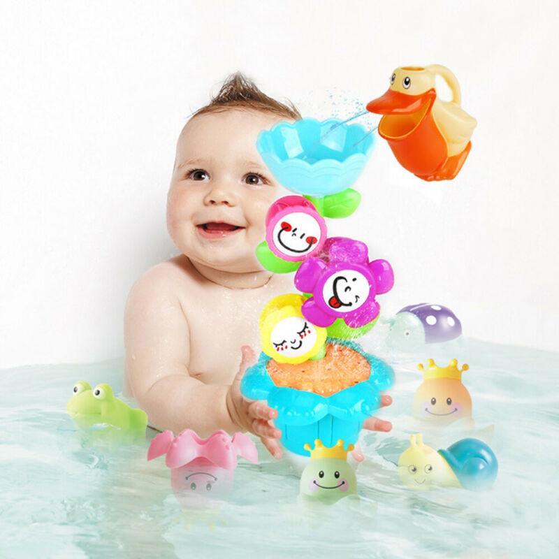 Bambino Cute Baby Classic balneazione Piscina giocattolo educativo GIOCATTOLO Per i più piccoli bambini delle ragazze dei ragazzi regalo Dabbling Toy Bagno caldo