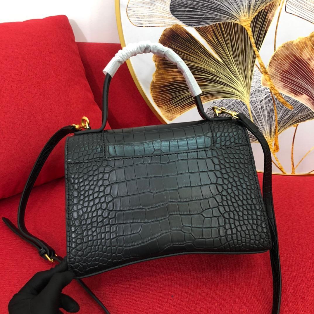 Yüksek kaliteli marka çanta Messenger çanta orijinal kum saati KÜÇÜK ÜST KOL BAG omuz çantaları çanta çanta 2020 yeni kadın