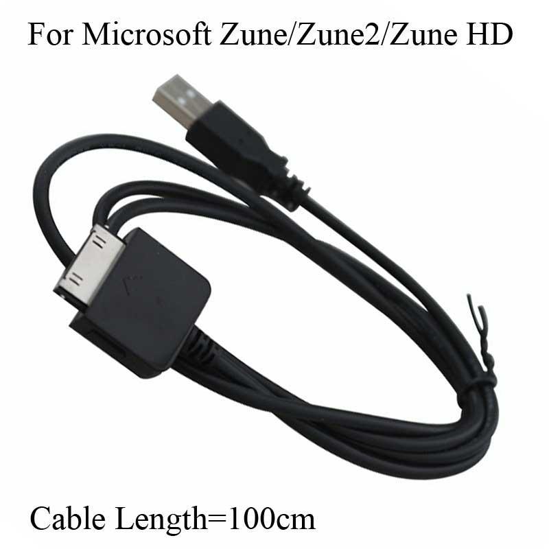 Для Microsoft Zune Zune2 HD MP3 USB USB-зарядное устройство синхронизации данных Zune 2 Zunehd USB зарядное устройство зарядное кабель для MP4 Player
