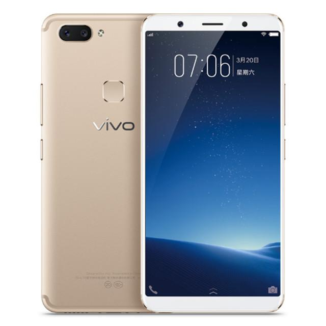 "Original de telefone celular Vivo X20 4G LTE 4GB RAM 64GB ROM Snapdragon 660 Octa Núcleo Android 6,01"" Full Screen 3D 12MP face ID Smart Mobile Telefone"