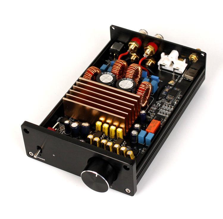 Freeshipping TPA3255 2.0 High Power Class D Digital QCC3008 APTX Bluetooth 5.0-Verstärker