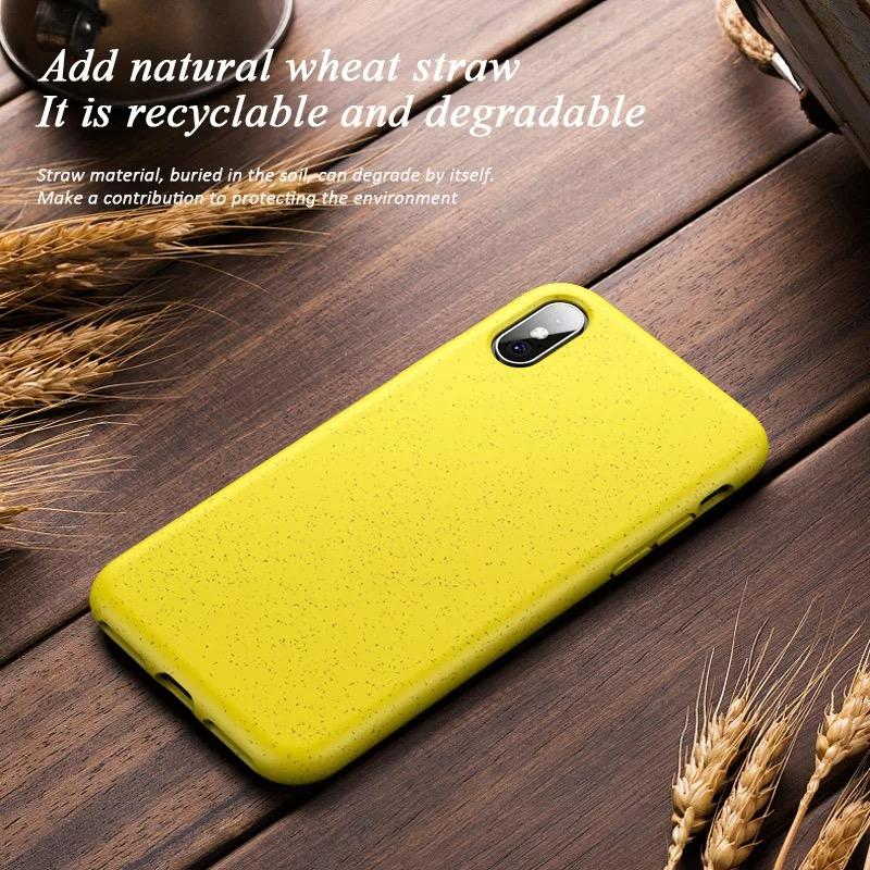 New Arrival Colorful TPU Cell Phone Case For iPhone XS MAX Soft Silicone Back Cover Phone Accessories