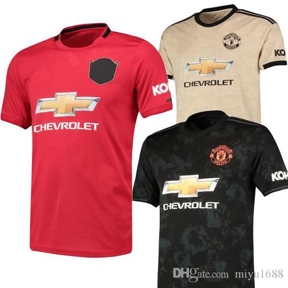 2020 2019 2020 Top Rashford Man Utd Lukaku Pogba 19 20 Alexis Soccer Jersey Home Away Third Kit Football Shirt Martial Lingard Fred Uniforms From Miyu1688 14 Dhgate Com