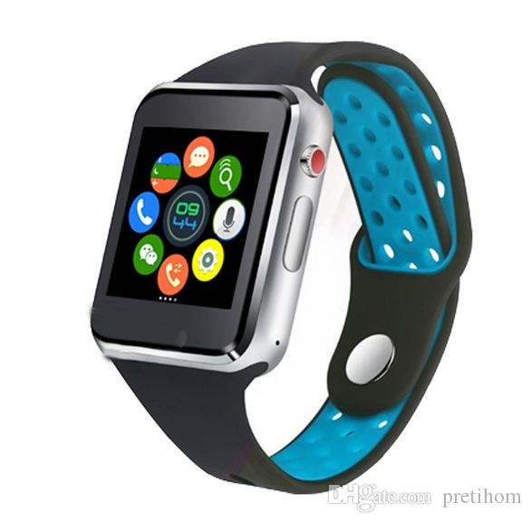 M3 Smart Watch Smartwatch With 1.54 inch LCD Touch Screen For Android Watch Smart SIM Intelligent Mobile Phone With Retail Package