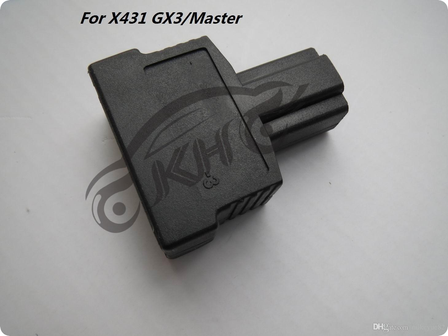 100% Original for LAUNCH X431 GX3 Maste for Honda-3 Pins OBDII Adaptor -3 Pin OBD-II Connector OBD II Connecter OBD2 Adapter