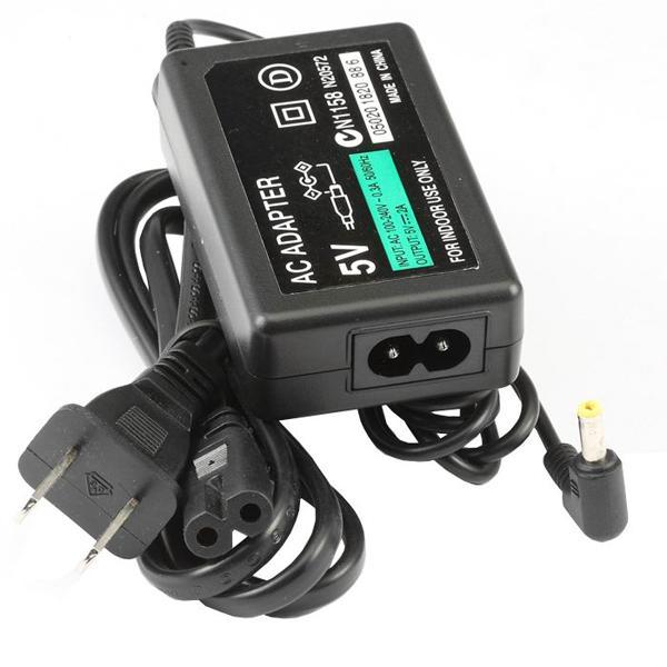 2020 US Accueil Chargeur Adaptateur secteur Cordon d'alimentation pour Sony PSP 1000/2000/3000 Console