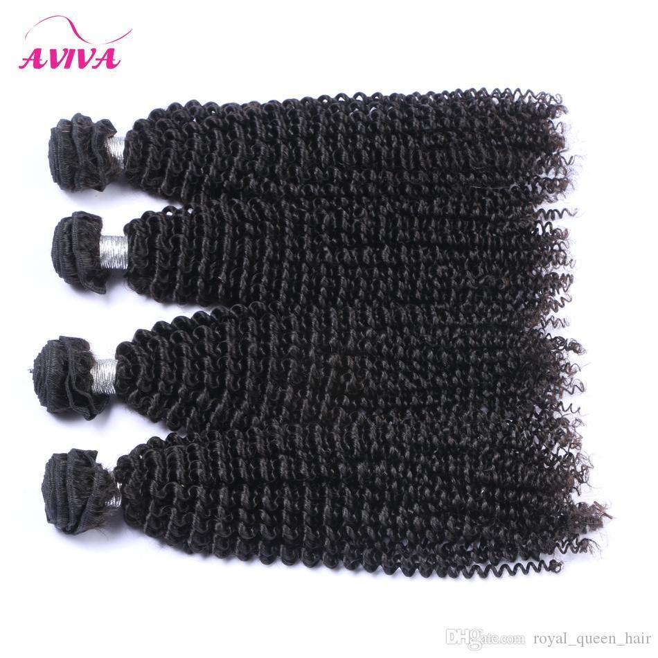 Moğol Kinky Kıvırcık Bakire saç örgüleri Paketler 3pcs çok İşlenmemiş Moğol Kıvırcık Saç atkıların Afro Kinky Kıvırcık Remy İnsan Saç Uzantıları