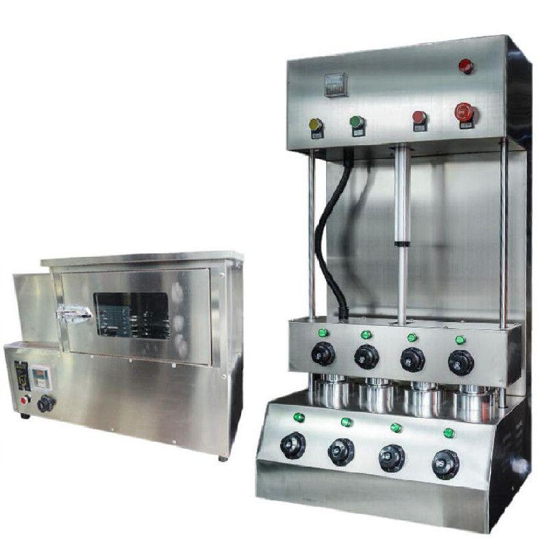 ÜCRETSİZ GÖNDERİM Ticari Endüstriyel Pizzacı / Makine Mısır Pizza ve Pizza Fırını Makina Koni Ekipman Yapımı