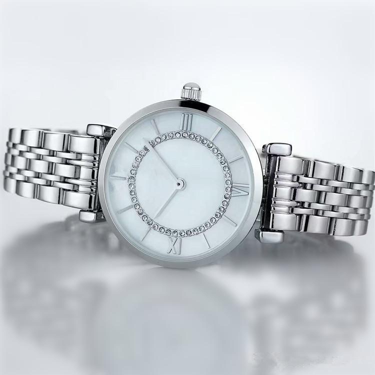 AR Luxus Frauen Uhren Quarz-Uhr-AR Diamant Uhr Fashion Luxury Casual Wear männlichen Uhr reloj Uhren Uhren Frauenentwerfer