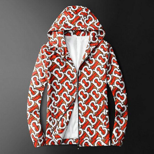 fet11 2019 del otoño y del invierno de Nueva patrón de desgaste masculino marea de los hombres de Tiempo Libre soporte para hombre abrigo suelto cuello de la chaqueta chaquetas 090211