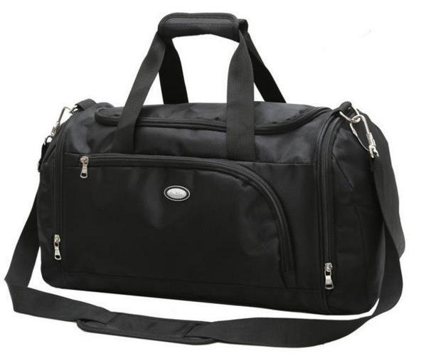 A prueba de agua de alta capacidad Hombres Mujeres Bolsas de viaje duradero Street Sports Casual hombro equipaje de mano unisex Carry On bolsos D400