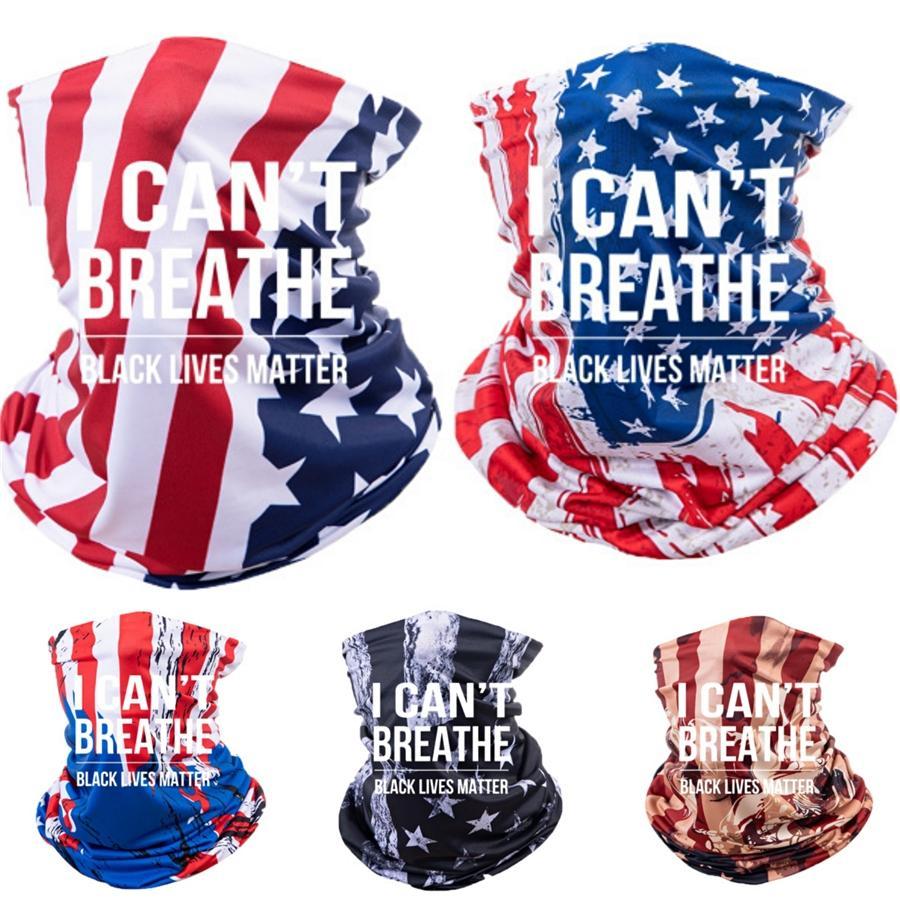 أنا غير قادر على التنفس! الوجه Maskes أزياء للجنسين قابلة لإعادة الاستخدام الجديد PM2.5 في الهواء الطلق الفم قابل للغسل الترتر Tissus Lavable نسيج القطن العتاد والأوشحة # 68