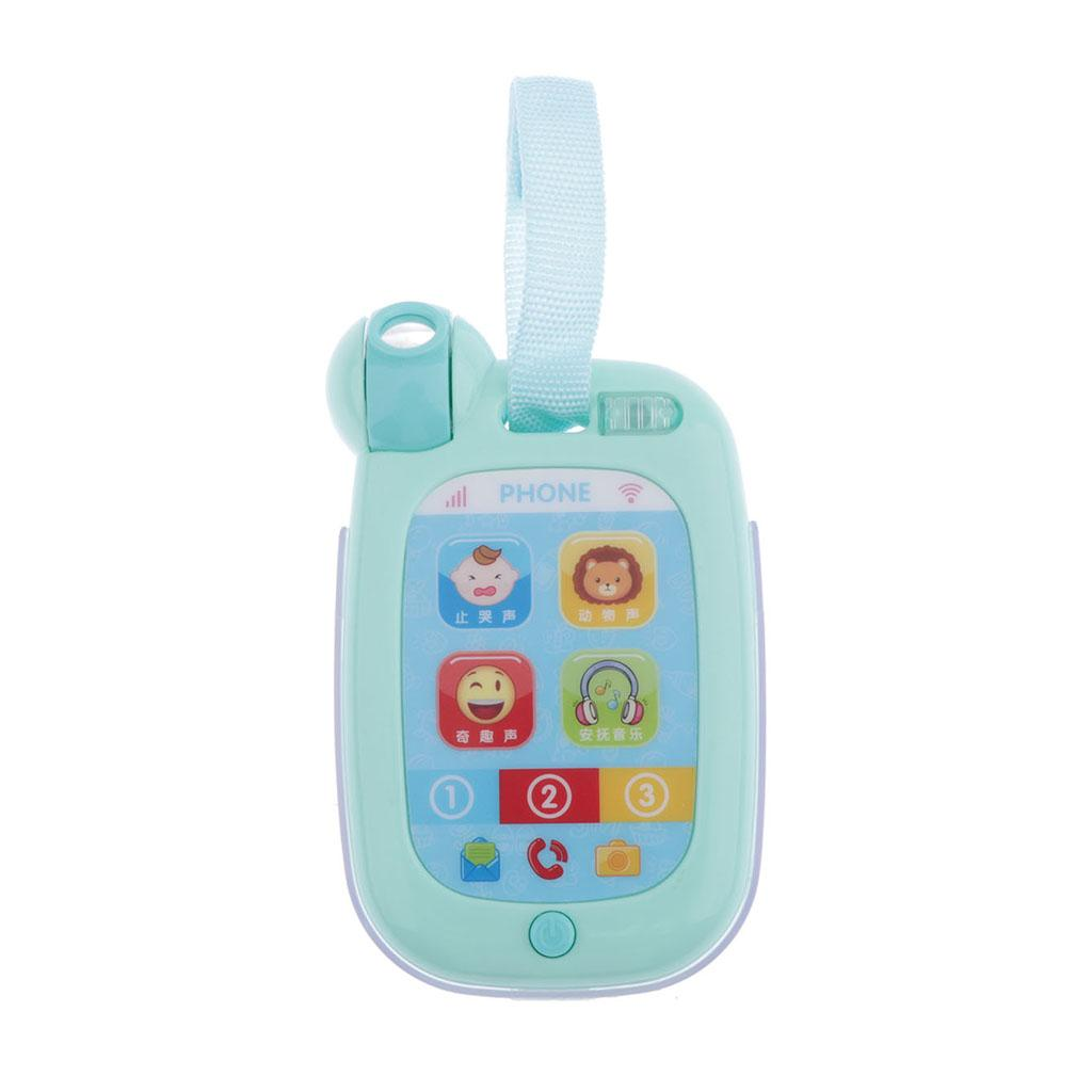 Music Phone Toy Baby Musical Mobile Phone Education Learning Touch Phones