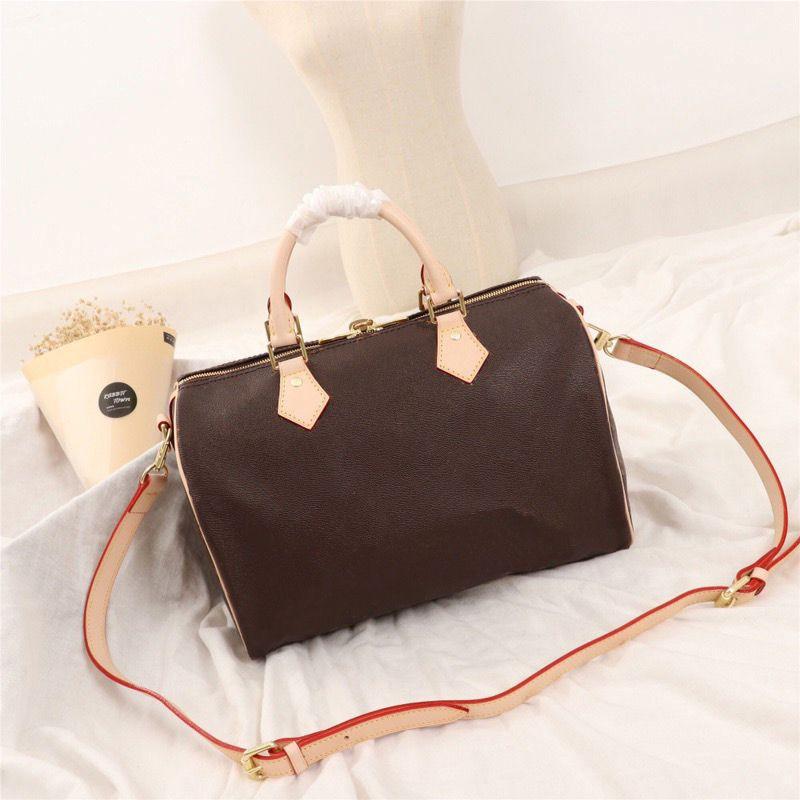 clássicas mulheres bolsas bolsas impressão de sacos de bagagem flor travesseiro pacote grade branca saco crossbody grade marrom grande capacidade curso da lona