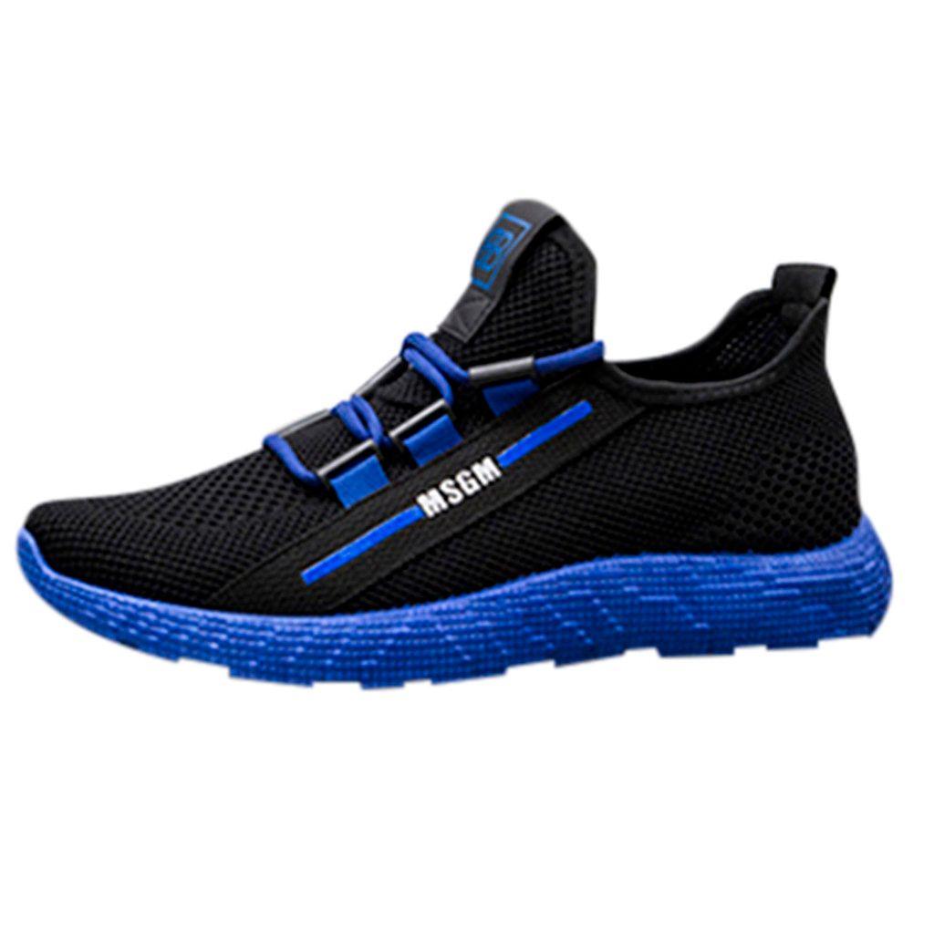 SAGACE Ayakkabı Yeni Erkek Rahat Nefes Platformu Hafif Kaymaz Turist Ayakkabı Serbest zaman etkinlikleri X1226 Koşu Ayakkabıları