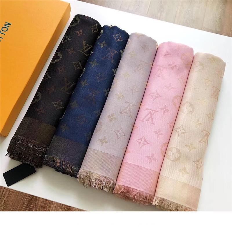 2019 inverno luxo Cashmere como lenços high-end da marca clássico homens elegantes e grandes xales das mulheres 140 * 140 centímetros da marca cachecol