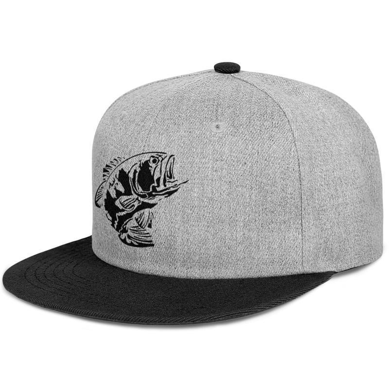 Bass Pro Shop fishing black logo blue mens and women snap back,flat brimcap baseball styles custom design your own team hats Gay pride