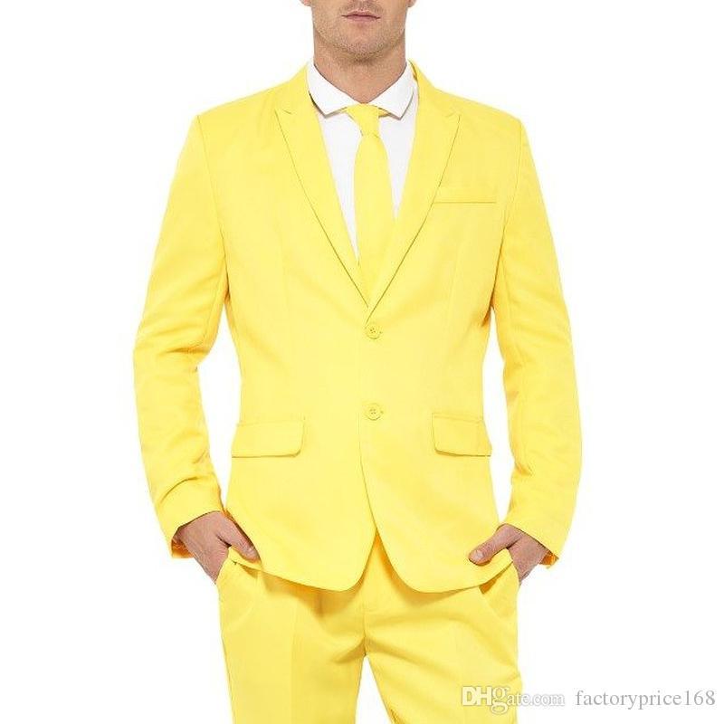 Due pulsanti popolari Groomsmen picco risvolto smoking dello sposo Groomsmen migliore vestito dell'uomo Mens Wedding Suits B301 sposo (+ Tie Jacket + Pants)