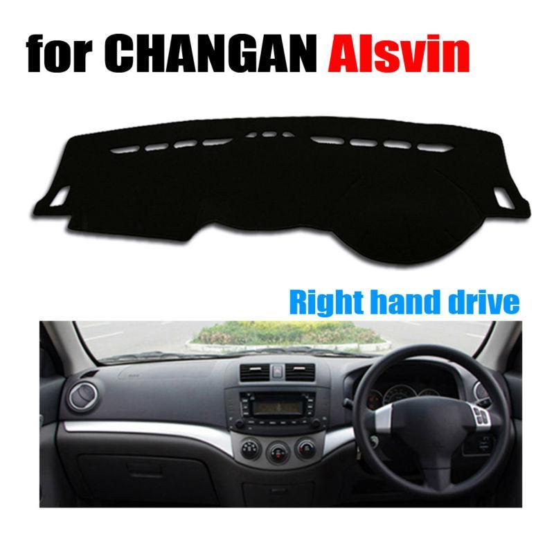 Auto coperture cruscotto tappetino per CHANGAN Alsvin tutti gli anni con guida a pad dashmat copertura cruscotto accessori auto cruscotto Destra