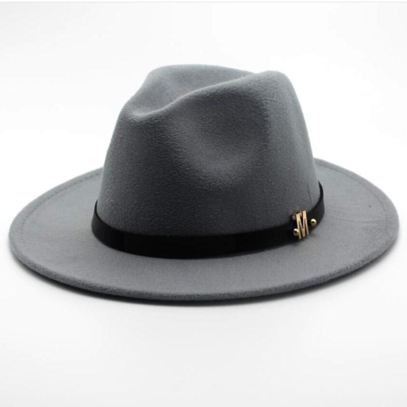 Seioum новый бренд шерсть мужская черная шляпа фетровая шляпа для джентльмена шерстяные широкими полями Джаз Церковь Cap старинные Панама Sun Top Hat D19011102