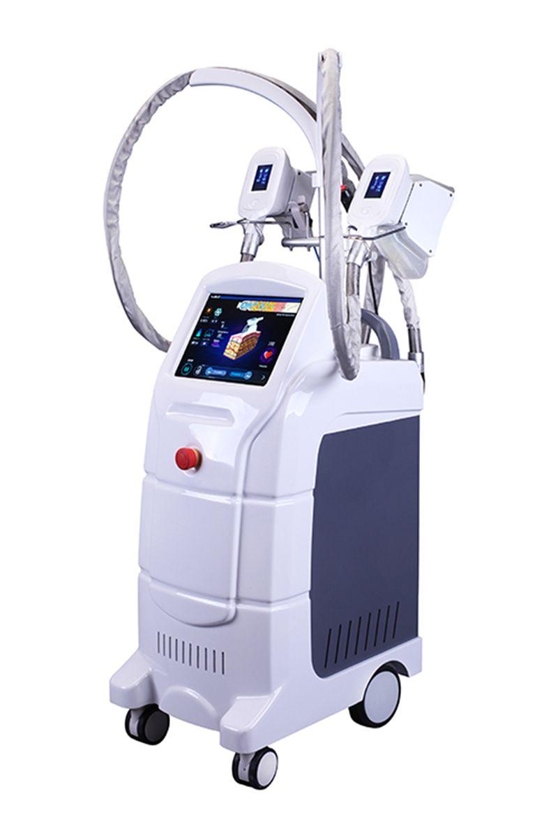 معدات Cryolipolysis أفضل آلة التخسيس الدهون التجميد آلة التعبئة التعبئة مع شهادة CE
