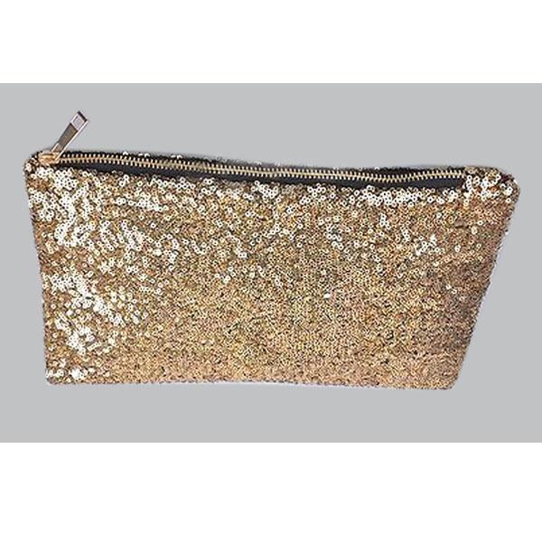 Borsa retrò paillettes mano prendendo tardo pacchetto Pochette Sparkling Dazzling Paillettes frizione Borse borsa della borsa Evenin C66