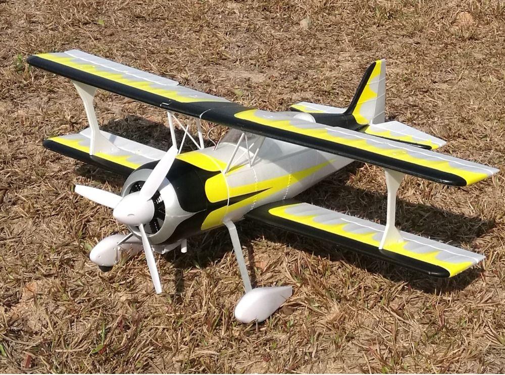 EPO Pitts'in 1400mm Elektrik RC Uçak Model KIT