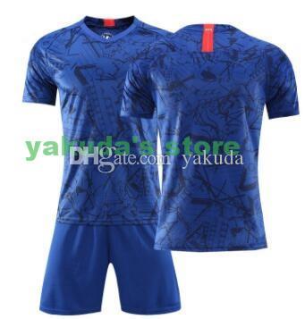 Survêtements de sport pour enfants de l'équipe masculine de football personnalisation de bas prix discount Custom Shop chandails personnalisés Soccer Jersey Ensembles