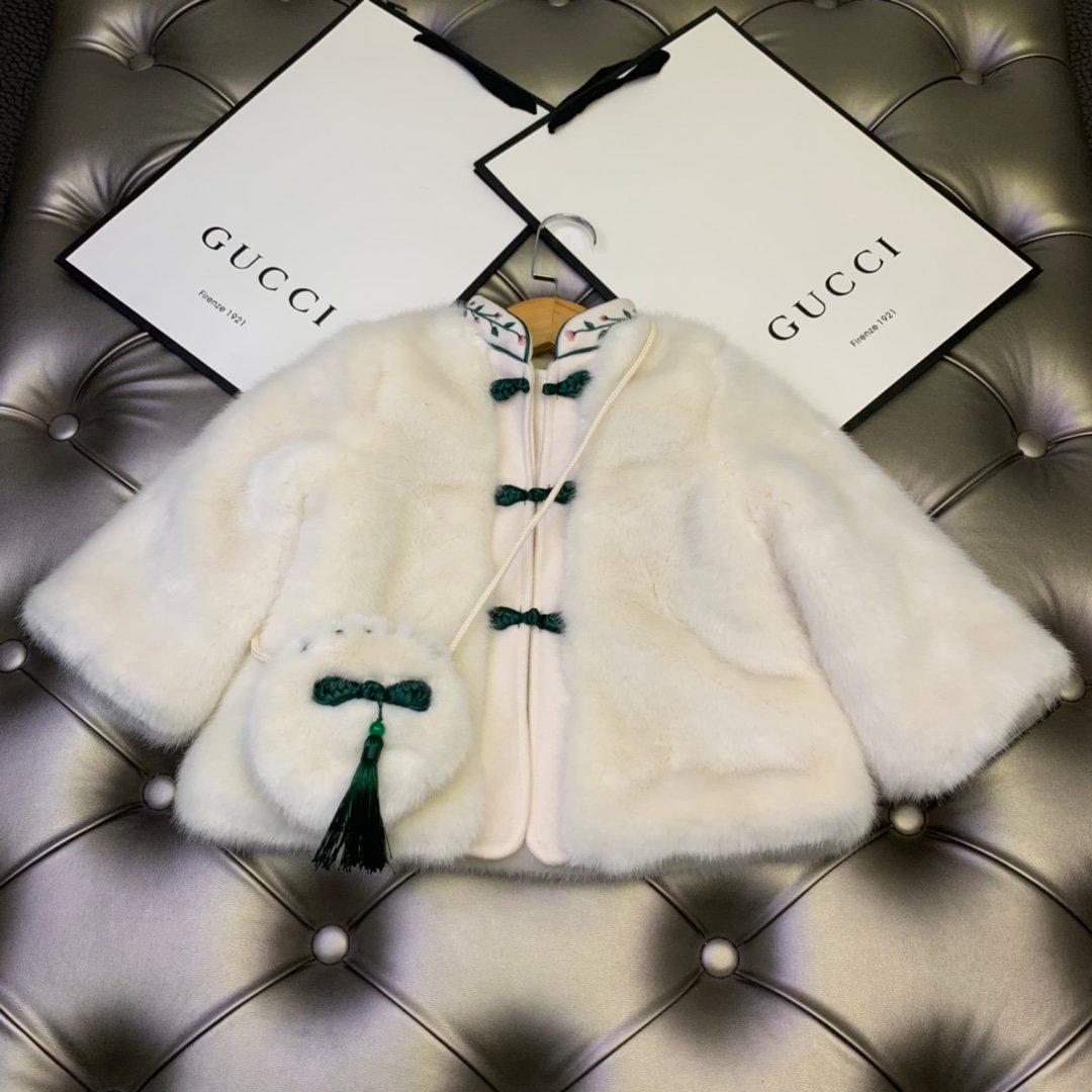 coat menina alta qualidade WSJ001 quente e confortável # 112664