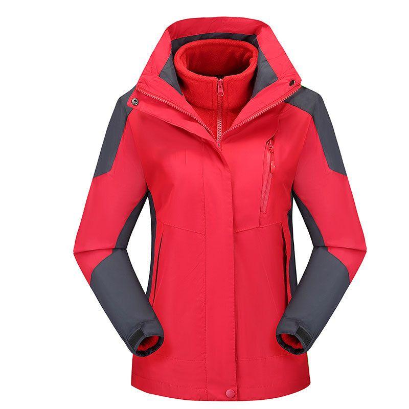 CAMEL CROWN Womens Waterproof Rain Jacket Lightweight Hooded Windbreaker Windproof Rain Coat Shell for Outdoor Hiking Traveling