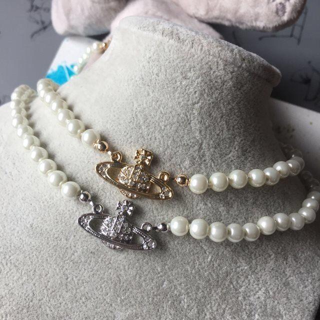 alta qualità 2020 nuovo prodotto catena collana di perle di cristallo pendente tracklist collana signore strass satellitare