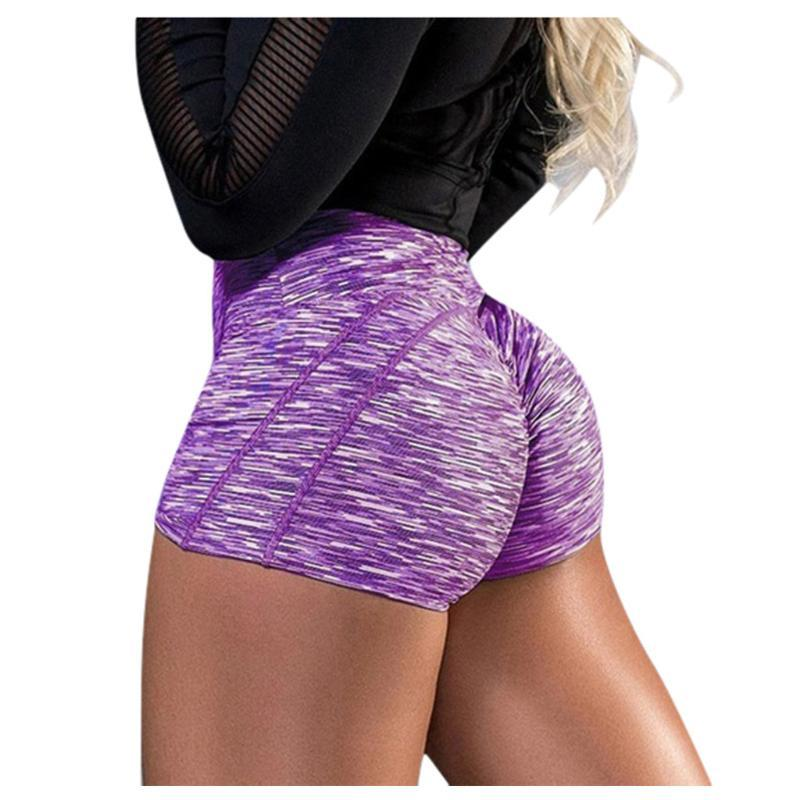 Workout Leggings Yoga Shorts Donne 2020 Nuovo Sportswear stretto Fitness Compressione Palestra Yoga Legging Capris mallas cortas mujer