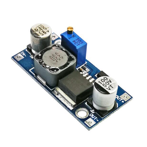 5pcs XL6009 DC-DC-Boostmodul 4A / Energieversorgungsspannungsreglermodul / einstellbarer Ausgang / Super LM2577