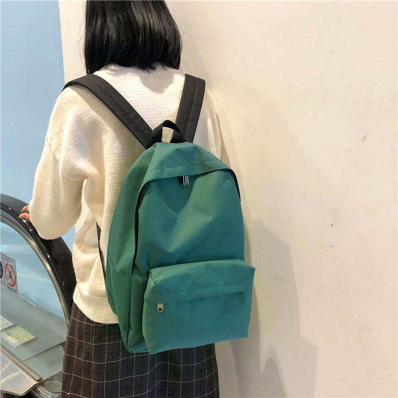 Amazing2019 Tasche Ein Student Mädchen Herz Campus England Wind Kleine Jingsen System Beide Schultern Paket Frau High School