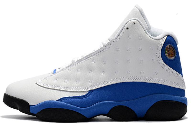 Nuevo llega el 13 de Hyper Real GS Italia Blue hombres zapatos de baloncesto de oliva 13s deportes para hombre zapatilla de deporte de atletismo tamaño de los zapatos 41-47