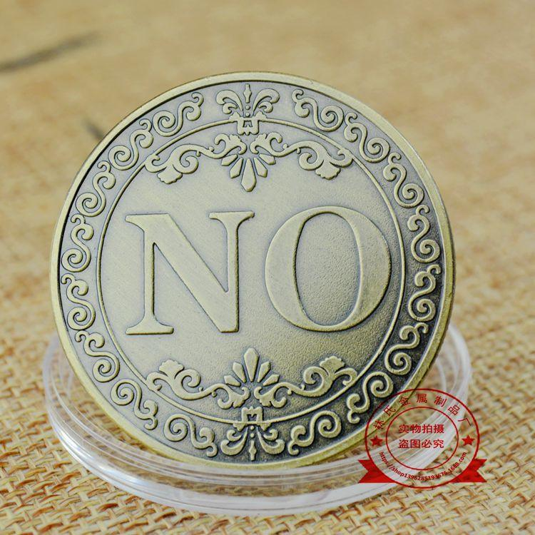 5PC Silver Souvenir Coin Elizabeth II Tokelau 5 Dollar Dragonfly Plated Coin