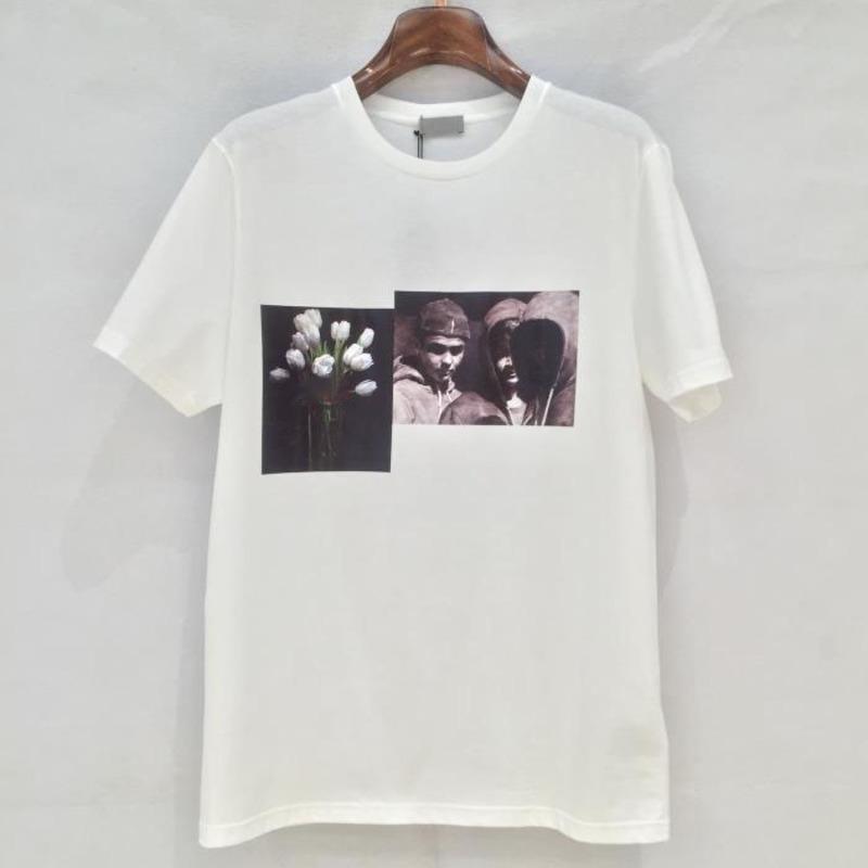 20SS Мода Европейская мода футболки Коллекция Комфортные Пары Новые рубашки Женщины Mens высокого качества Футболки HFXHTX188