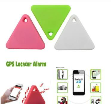 Promoción NUEVO Binmer Anti-Perdida Bluetooth inteligente Mini Tag perseguidor del animal doméstico Niño carpeta dominante Buscador localizador GPS Alarma td1211 nave de descenso