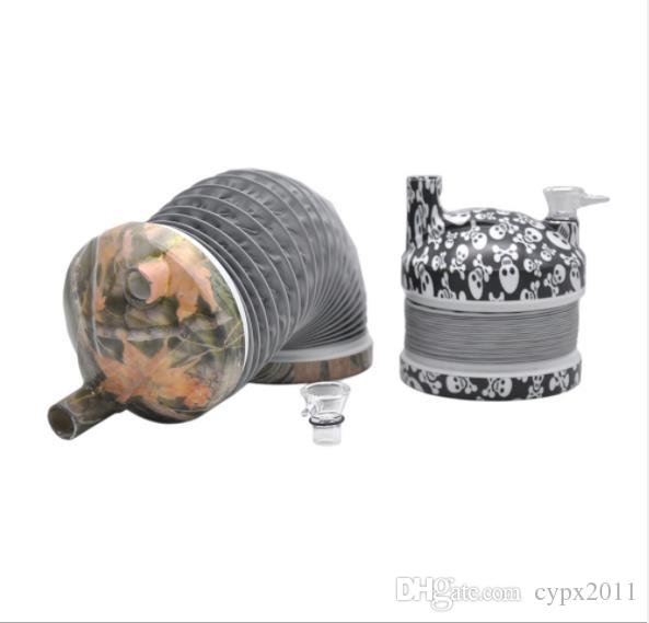 Direktverkauf Persönlichkeit kreatives Teleskop Rohr Großhandel Außenhandel Export Kunststoff elastische Raucherzubehör