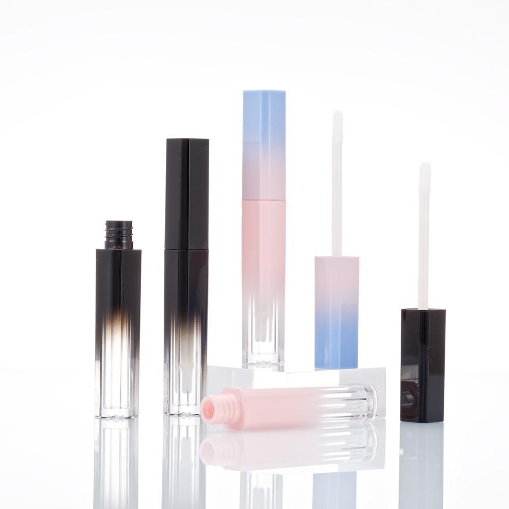 3.5ml Lipgloss Containers Empty Clear Lipgloss Tube Bottle Eyeliner Eyelash Oil Container Mini Lip Gloss Split Bottle