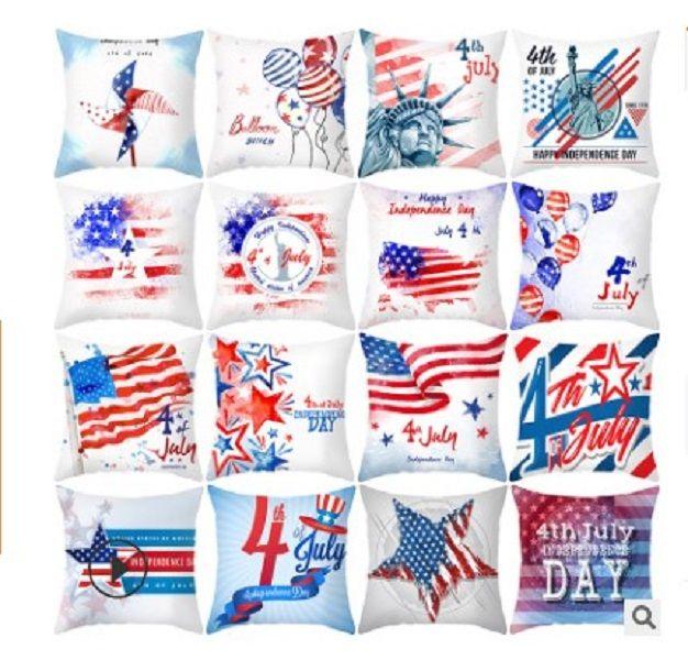 2020 fronha Hot tampa venda travesseiro personalizado impressão digital norte da Europa sofá pêssego capa de almofada de pele simples