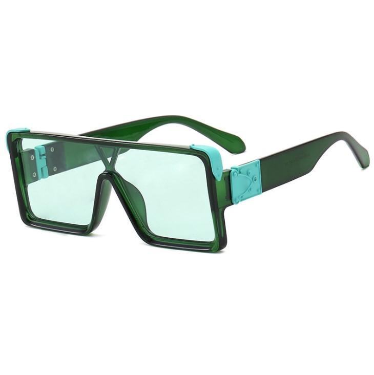 Sıcak Satış Erkek Kadın Yaz Plaj Sürüş Sunglasse Erkek Kadın Gözlüğü Güneş gözlüğü UV400 11 Renk Opsiyonel Yüksek Kalite