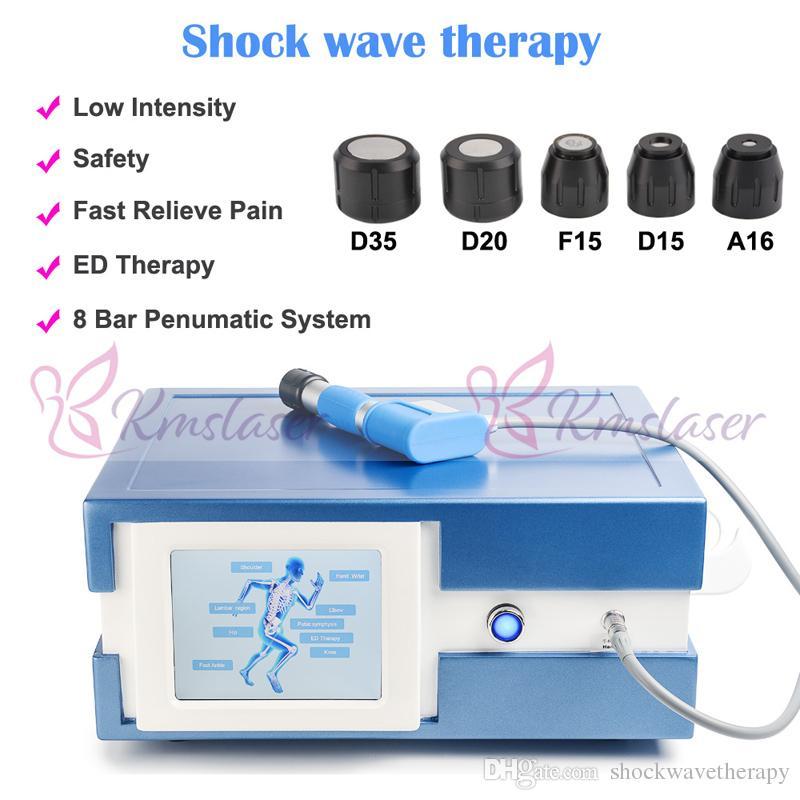 compressore di marca urto shockwave phneumatic terapia ad onde d'tedesco Thomas per i maschi la gestione della disfunzione erettile fascite plantare
