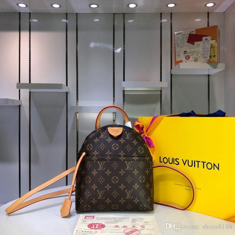 mochila Hot Sale designer bolsas dos homens do desenhista bolsa de ombro bolsa de grife de luxo de couro de luxo de moda de luxo 44.677
