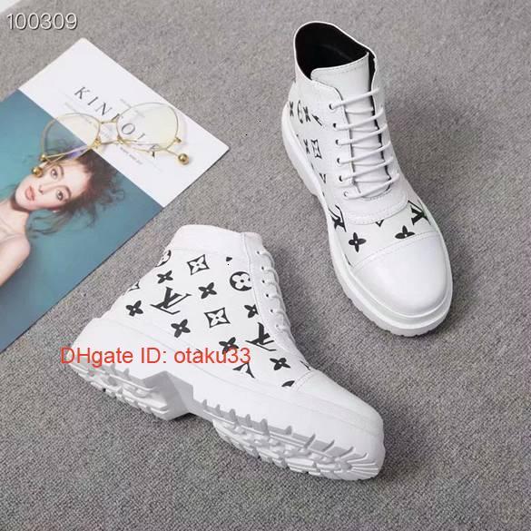 Nouveau Mode Femmes Bottes Martin réel Chaussures en cuir d'hiver Livraison gratuite bottes femmes bottes pour femmes Chevalier