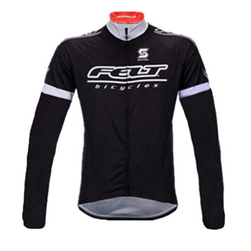 equipe sentiu ciclismo mangas compridas jersey 2020 camisas dos homens BTT Roupa bicicleta Quick Dry Vestuário C619-31