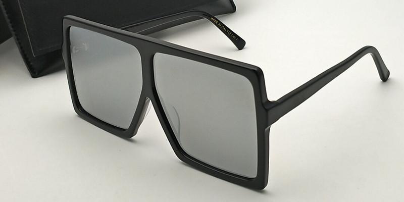 Новое качество топ SL183 мужские солнцезащитные очки, мужчины солнцезащитные очки женщин солнцезащитные очки, мода стиль защищает глаза Gafas от золь люнеты де Солей с коробкой