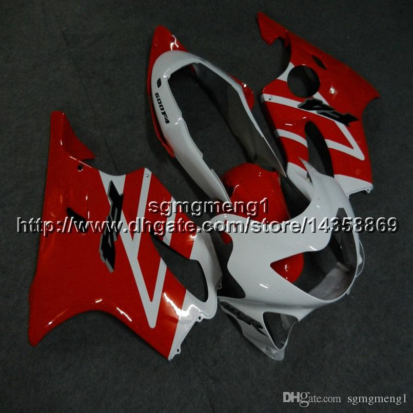 23colors+Botls Injection mold red white Body Kit motorcycle panels For Honda 00 CBR600F4 1999-2000 F4 99 00 CBR 600 ABS motor Fairing